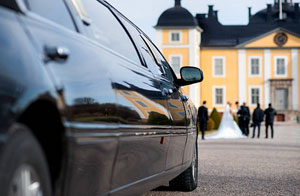 Wedding Limousine Rental Castleford